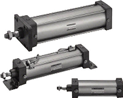CKD セレックスシリンダ SCA2 基本形 SCA2-FA-100B-300