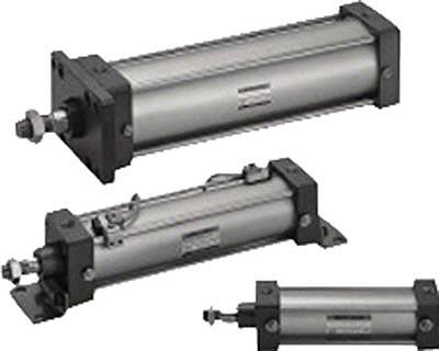 CKD セレックスシリンダ SCA2 基本形 SCA2-FA-100B-350