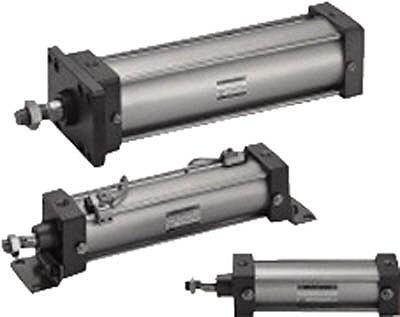 CKD セレックスシリンダ SCA2 基本形 SCA2-FA-40B-150