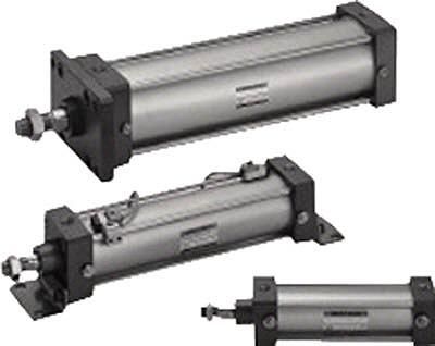 CKD セレックスシリンダ SCA2 基本形 SCA2-LB-100B-300