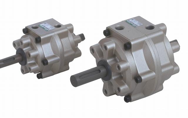 CKD 小形セレックスロータリシングルベーン RV3S3-180-90