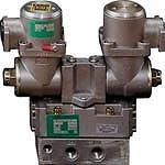 CKD 防爆形5ポート弁 セレックスバルブ 4F520E-10-TP-AC200V
