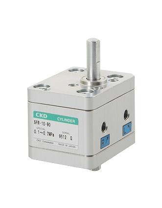 【送料関税無料】 CKD スーパーファンロータリ SFRT-10-90-F3S3-R:GAOS 店-DIY・工具