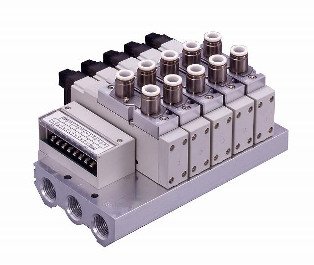 CKD パイロット式5ポート弁 ダイレクト配管 4GA410-C12-E2-3