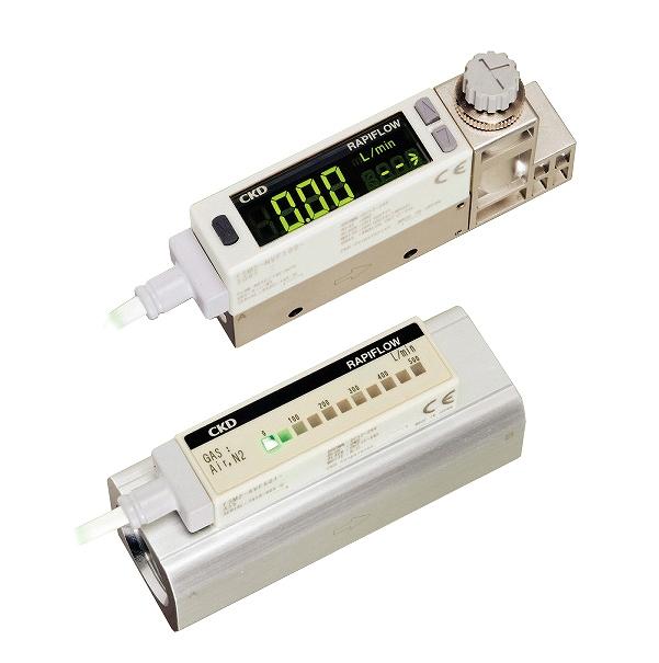 【海外輸入】 CKD 小形流量センサラピフロー FSM2-NVF102-A151:GAOS 店-DIY・工具