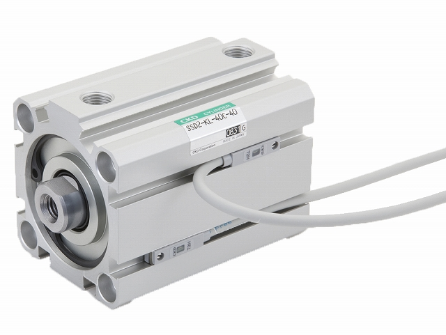 CKD スーパーコンパクトシリンダ SSD2-L-25-30-T2H-D