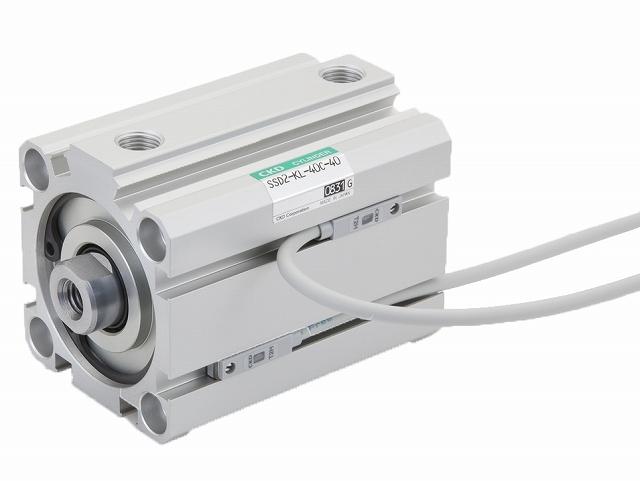 CKD スーパーコンパクトシリンダ SSD2-L-40-10-T2V-D