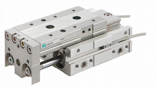 CKD リニアスライドシリンダ LCG-Q-12-50-F2H3-D-S1D 2020春夏新作 1年保証 複動落下防止形