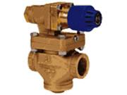 ベン 減圧弁 RP7-JL 弁天 (蒸気用) 25A (1)