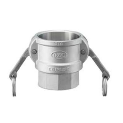 小澤物産 OZ-D メスネジ型カプラー ステンレス  100A