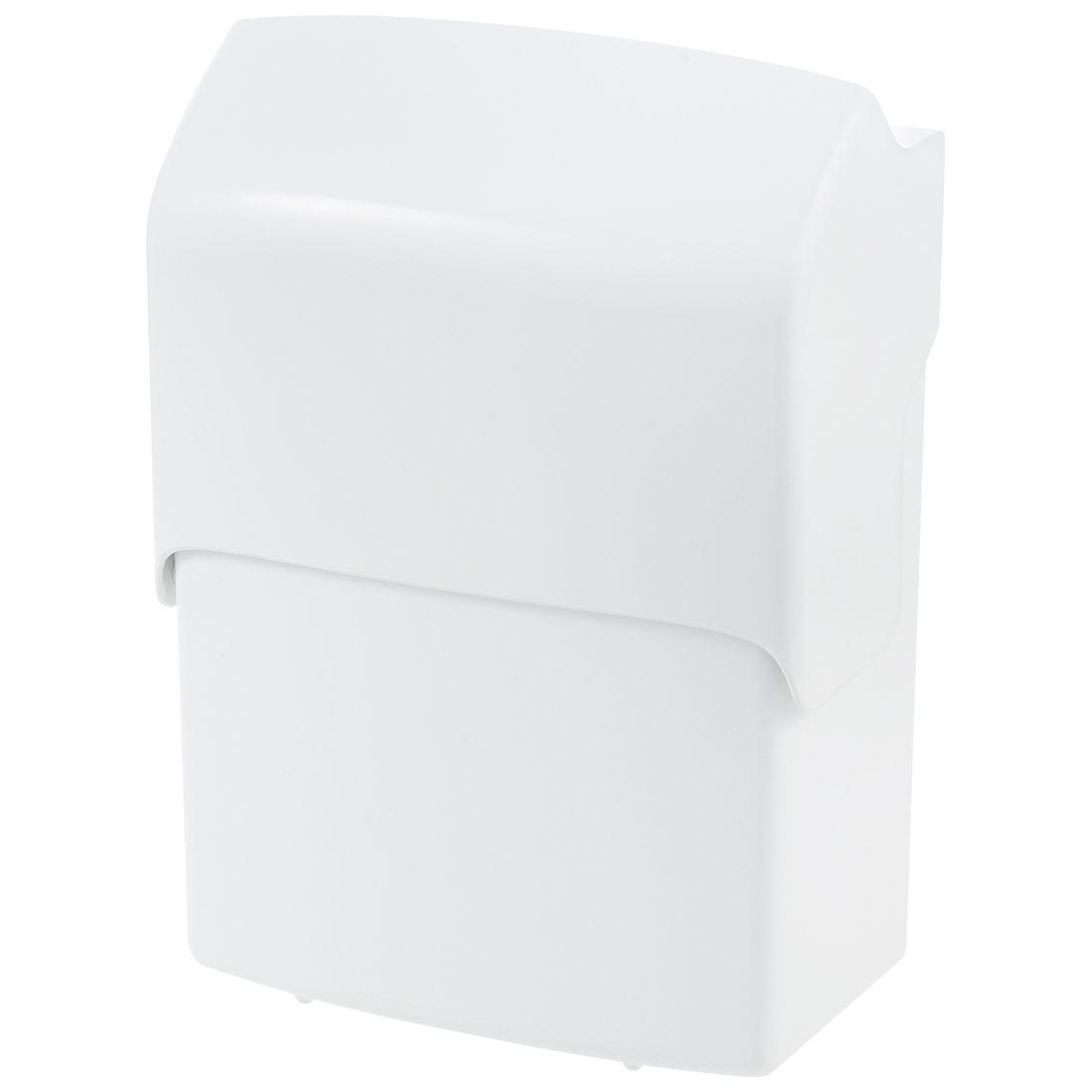 リッチェル 壁かけサニタリーボックス ホワイト 44005 18個