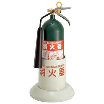 ヒガノ 消火器ボックス フロアータイプ FGタイプ PFG-004