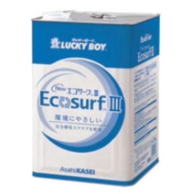 ラッキーボーイ NewエコサーフIII 詰替用缶 16kg