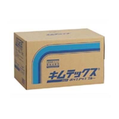 クレシア キムテックス ポップアップ ブルー 60740 (150枚×4BOX)