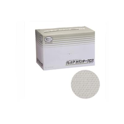 クレシア カウンタークロス 薄手タイプ ホワイト 65402 (100枚×6BOX)