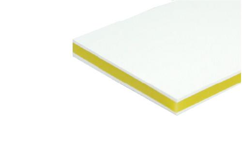 三洋化成 カラー抗菌業務用まな板 CKY-20M 5枚セット イエロー