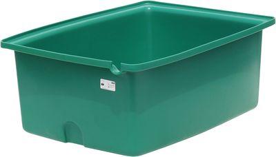 スイコー SK型容器 SK-300 深緑 【代金引換不可商品】