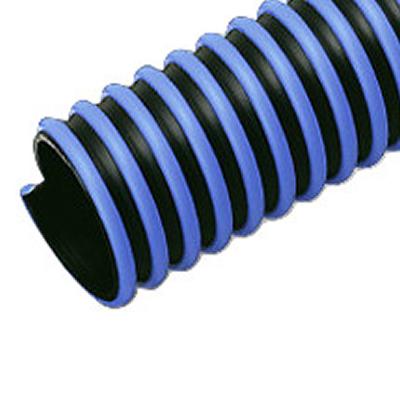 クラレプラスチックス バンナーTM型 ブルー 定尺品 90径×20m