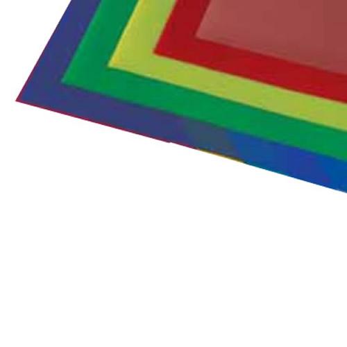オーサカゴム CBR(透明タイプ) カラーゴムシート グリーン 厚み2mm×1000×1000