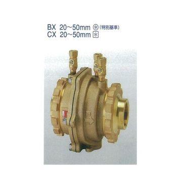 兼工業 KK-CX 減圧式逆流防止器【低圧損型・本体CAC406】 40A