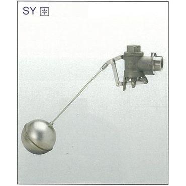 兼工業 KK-SY 複式ボールタップ【SUS316製・ステンレス製玉付】 20A