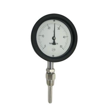 ソーサープランニング S-SBTG-50 ℃ S形バイメタル温度計【密閉/保護管:真鍮】 50L