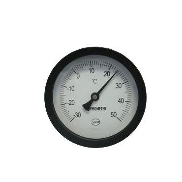 ソーサープランニング T-NBTG--30-50 ℃ T形バイメタル温度計【普通/保護管真鍮】 50L