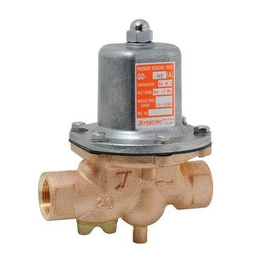ヨシタケ GD-26-NE 青銅耐塩素仕様減圧弁(ネジ・1.0MPa・適合・0.05-0.35MPa) 20A