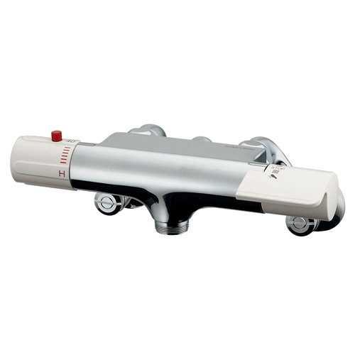 カクダイ サーモスタットシャワー混合栓本体 173-400