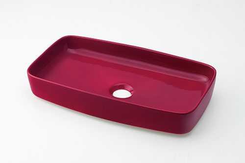 【海外輸入】 カクダイ 角型手洗器//ラズベリー 493-073-R, Dream Pocket -ドリームポケット-:88bd28f8 --- coursedive.com