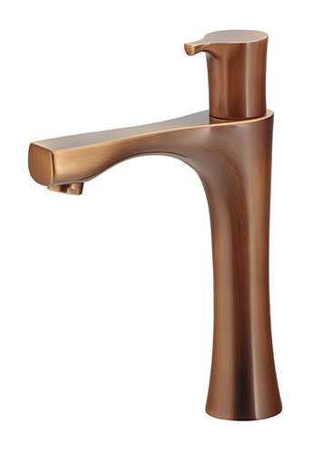 カクダイ 立水栓(ミドル・オールドブラス) 716-875-13