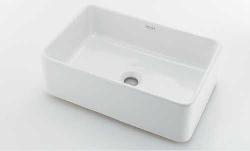 カクダイ 角型洗面器 #CL-WBFC98834