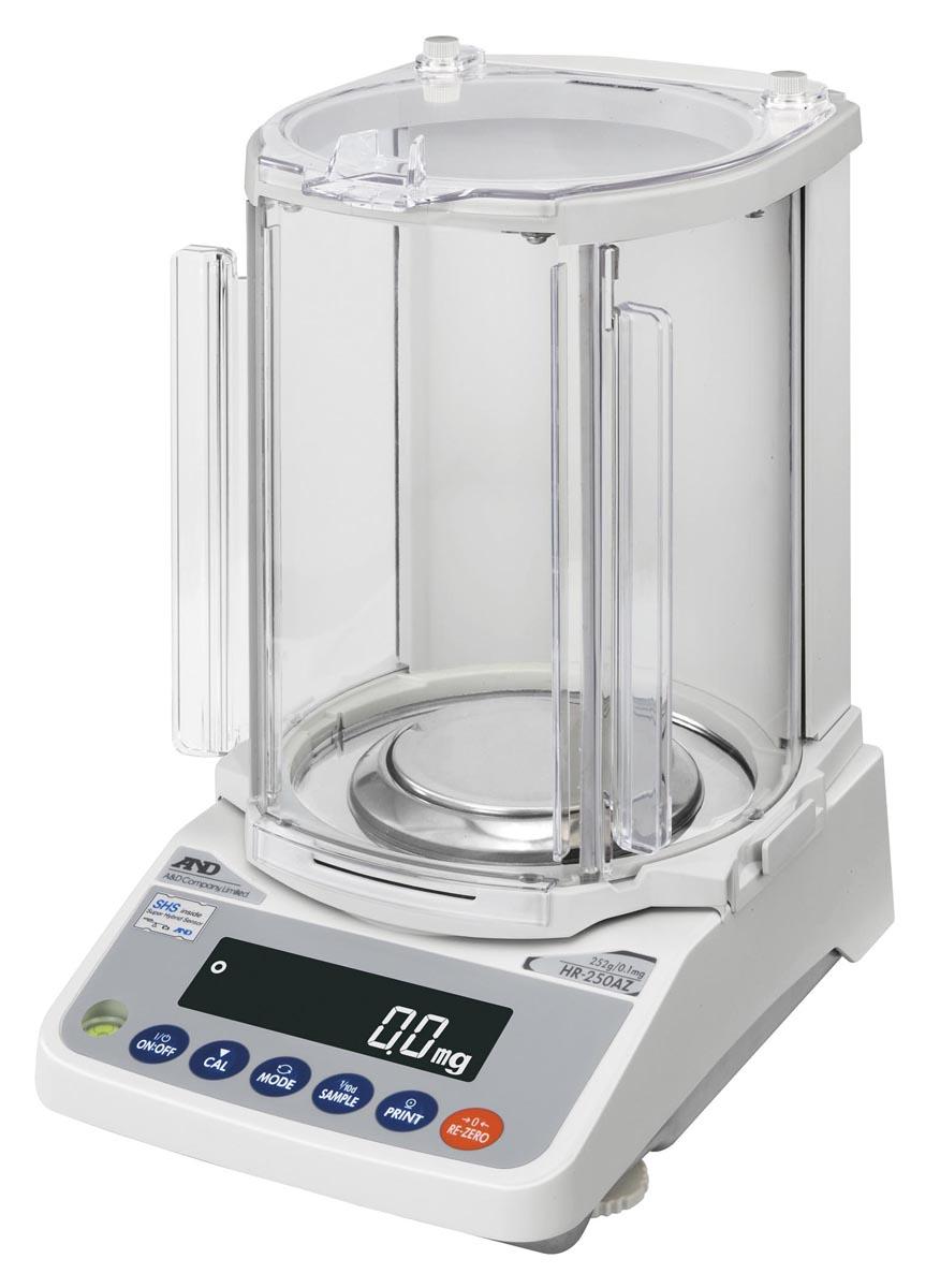 エー・アンド・デイ 分析用電子てんびん HR-250AZ
