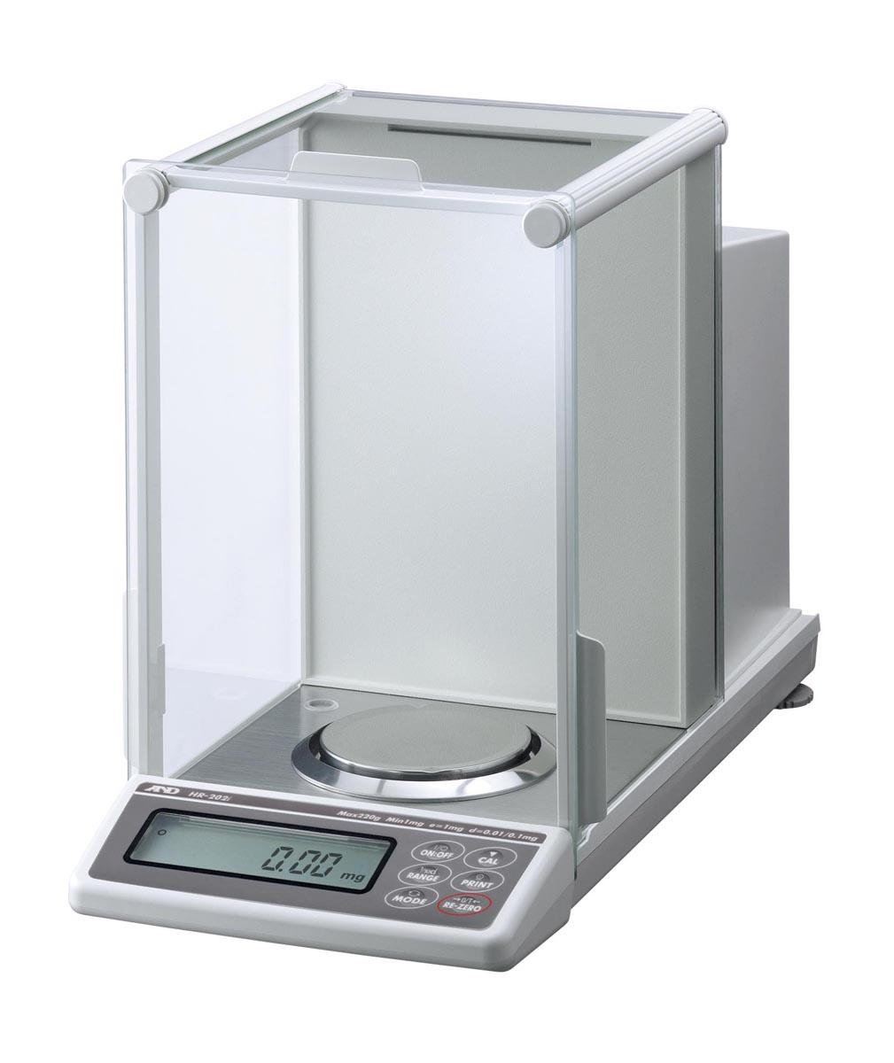 エー・アンド・デイ 分析用電子てんびん HR-300i