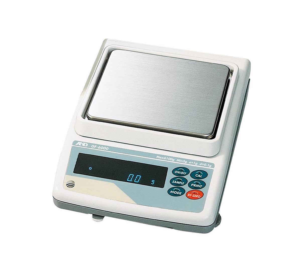 エー・アンド・デイ 電子てんびん GF-8000
