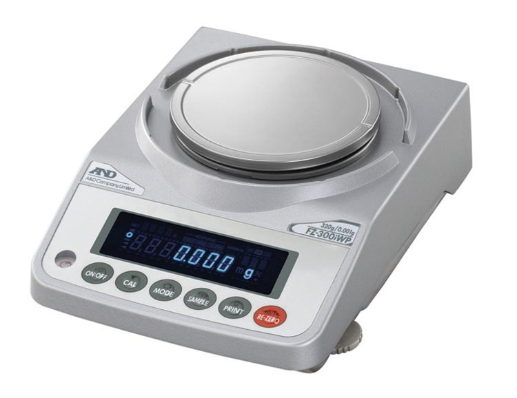 エー・アンド・デイ 電子てんびん FX-1200iWP