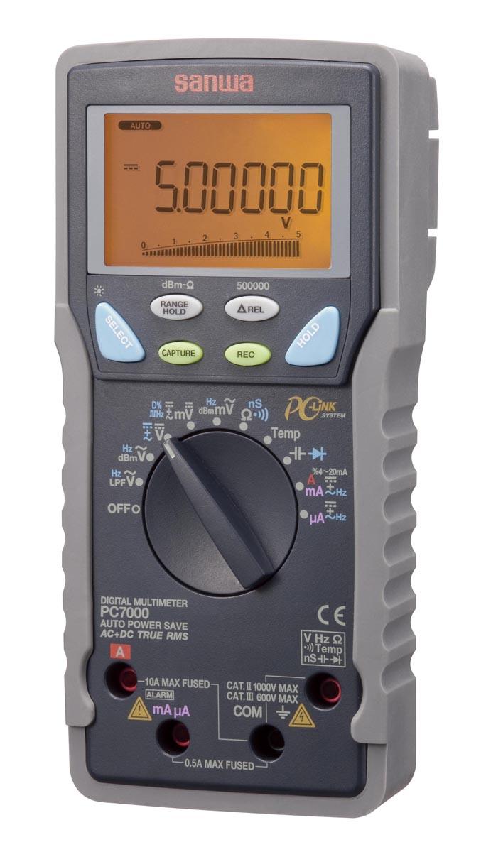 三和電気計器 デジタルマルチメーター PC7000