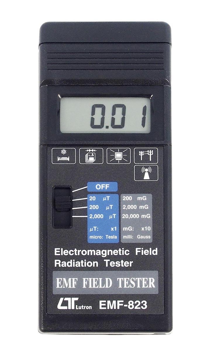 ケニス 電磁界強度計 EMF-823