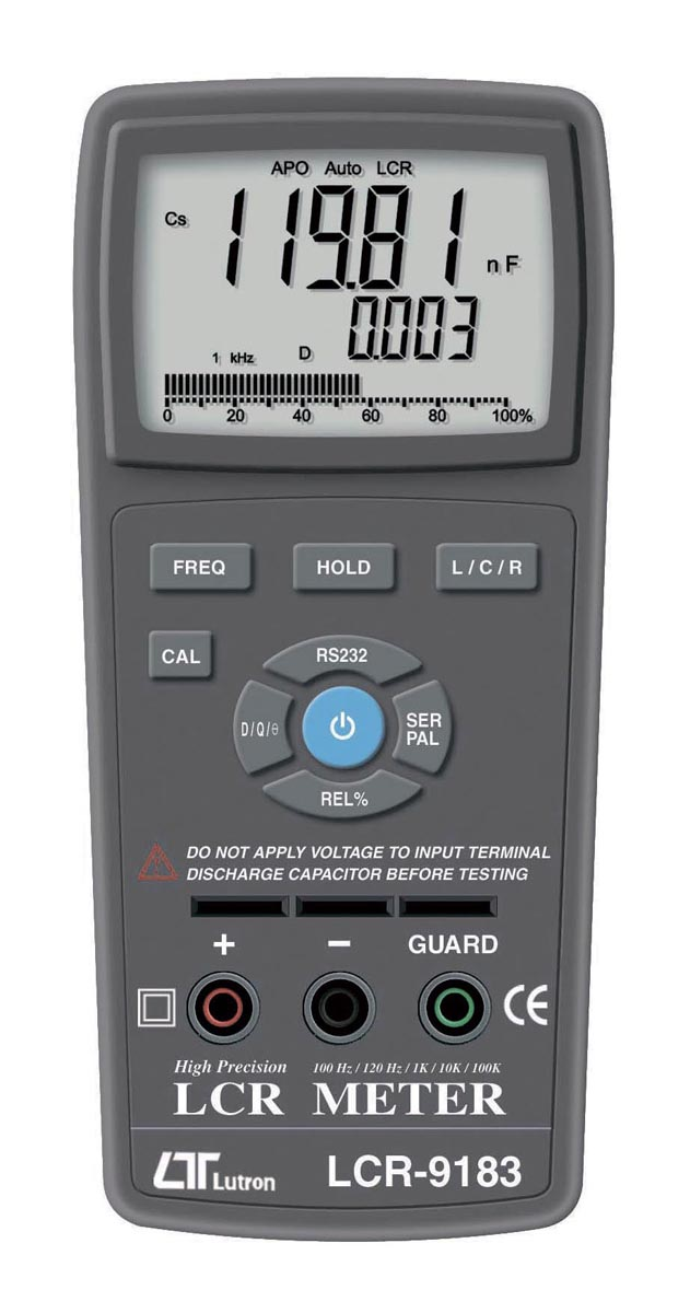 マザーツール LCRメーター LCR-9183