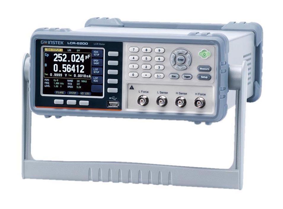 テクシオ・テクノロジー LCRメーター LCR-6020