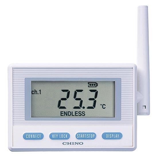チノー ワイヤレスデータロガー MD8000-N00