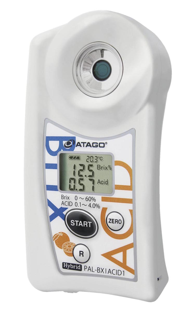 アタゴ 糖酸度計 PAL-BX/ACID96