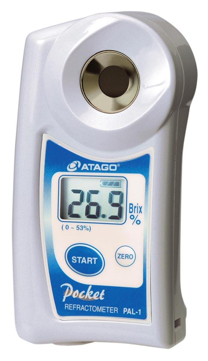 アタゴ ポケット糖度計 PAL-1