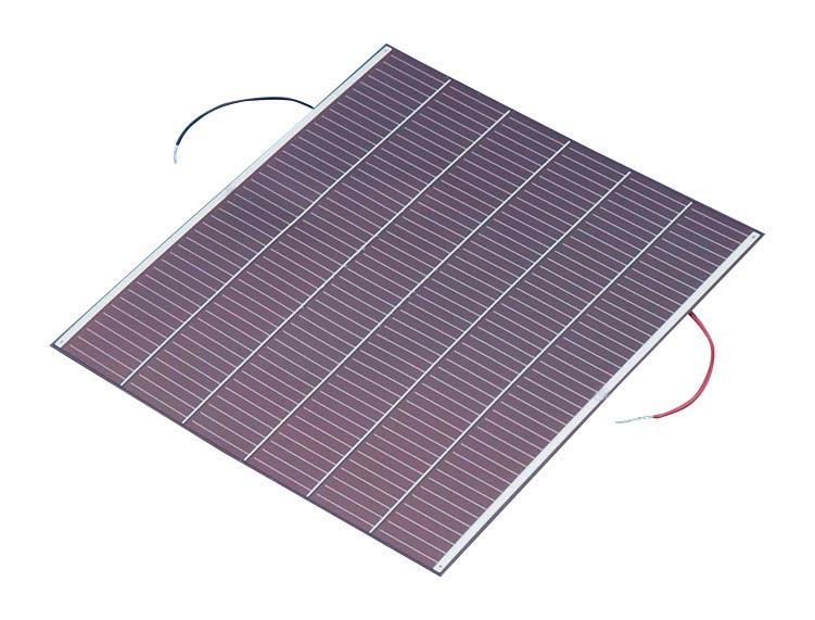 ケニス フレキシブル太陽電池素子板 7666A
