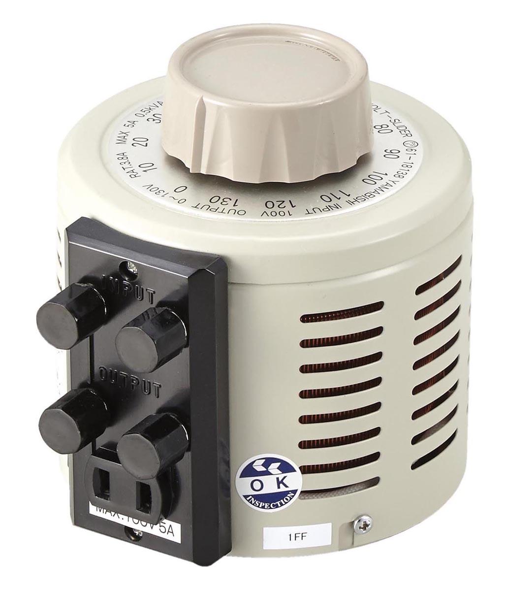 山菱電機神戸営業所 ボルトスライダー(単巻可変変圧器) V-130-5