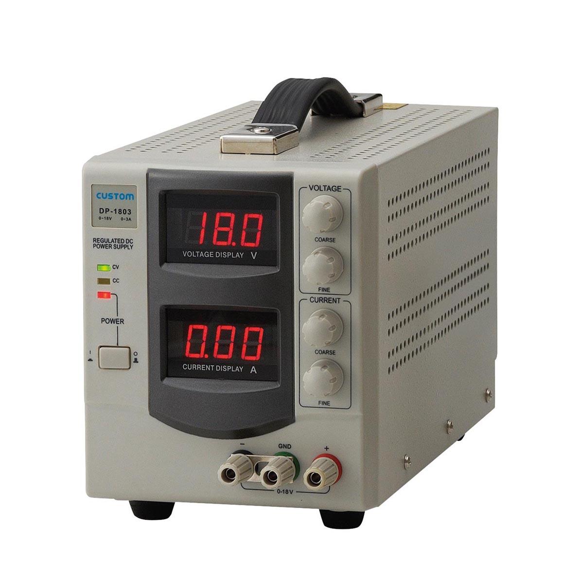カスタム 直流安定化電源装置 DP-1805