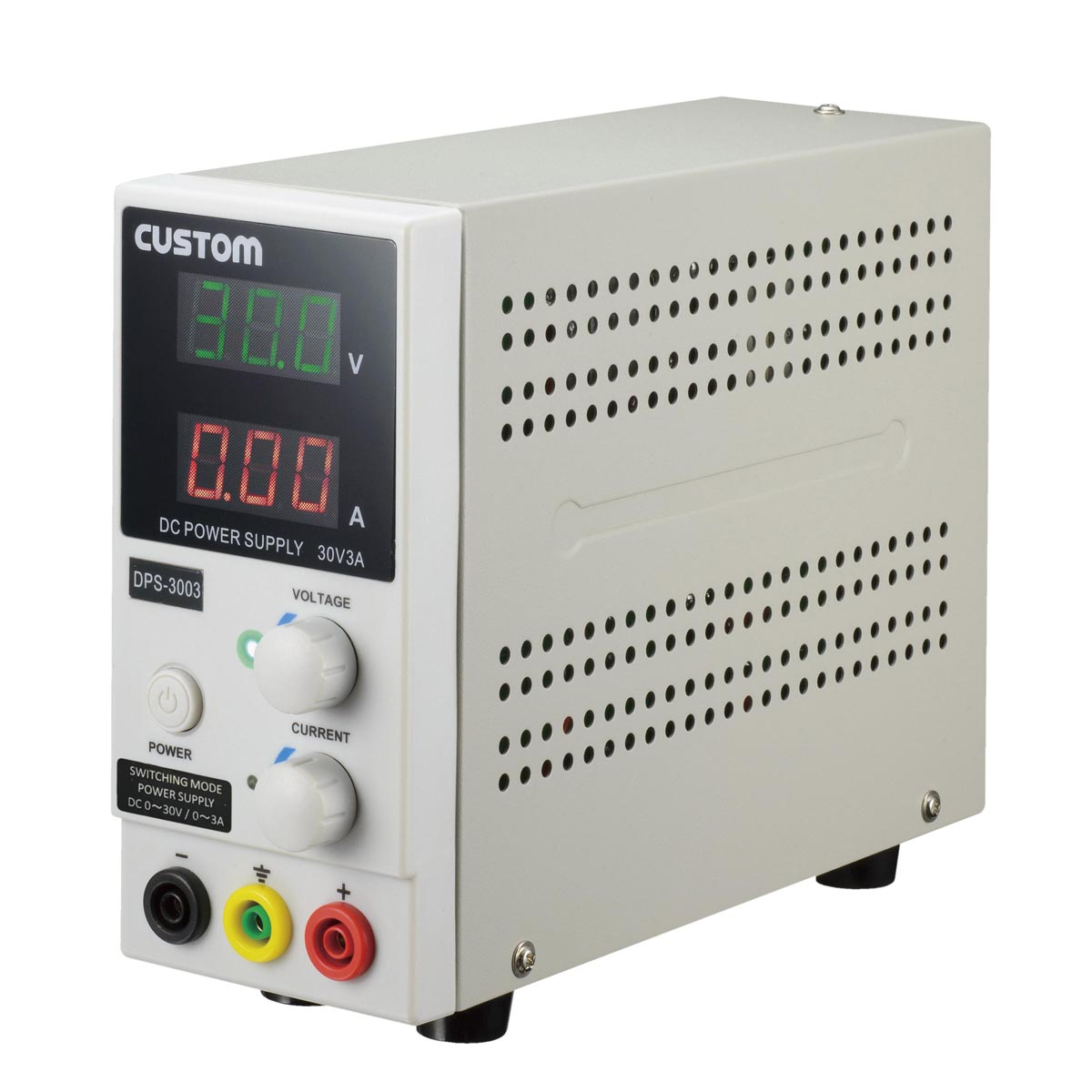 カスタム 直流安定化電源装置 DPS-3003