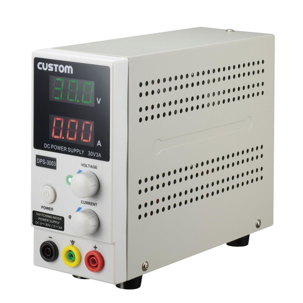 カスタム 直流安定化電源装置 DPS-3005