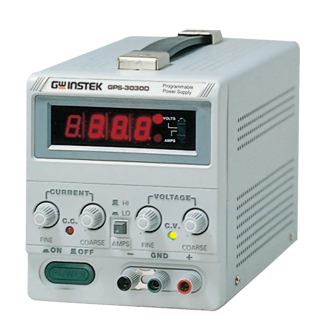 テクシオ・テクノロジー 直流電源装置 GPS-1830D