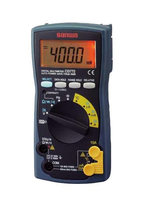 新作からSALEアイテム等お得な商品 満載 商品追加値下げ在庫復活 デジタルマルチメーター CD772